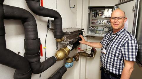 Fagsamling i Arendal om vannbehandling, driftsrutiner og redusert energibruk