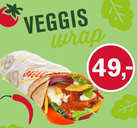 Veggis Wrap
