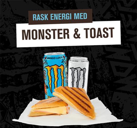 Monster og Toast