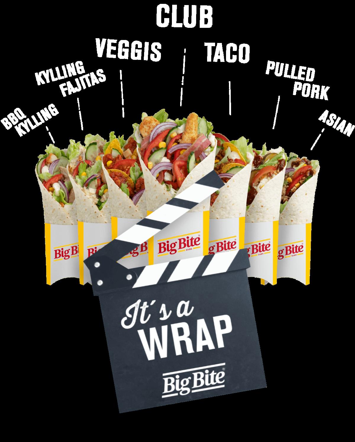 It´s a wrap