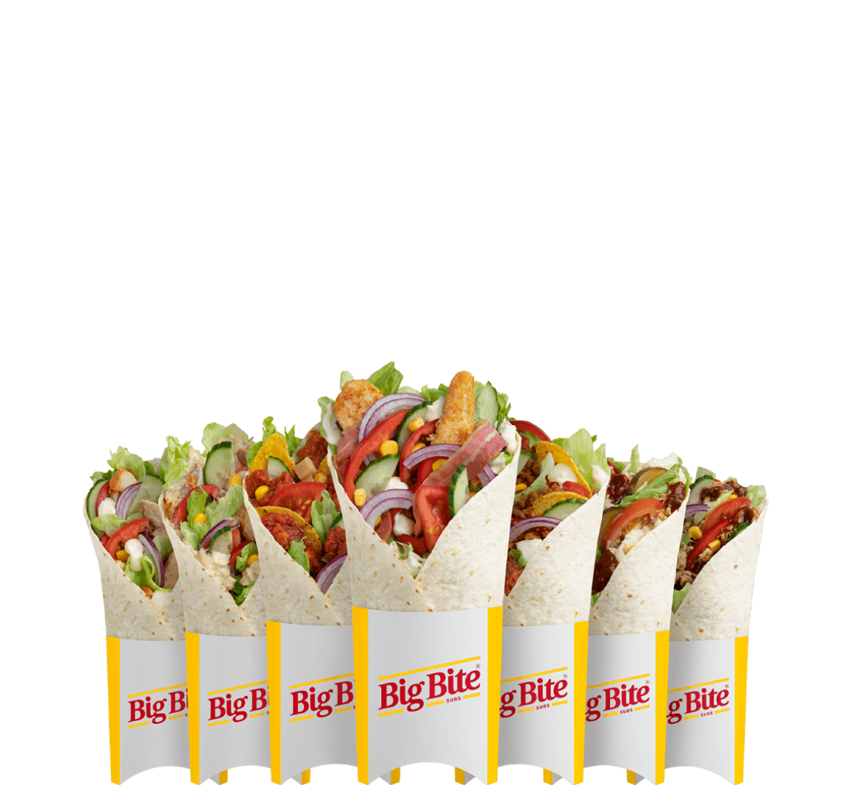 Every good sub, can be a wonderful wrap