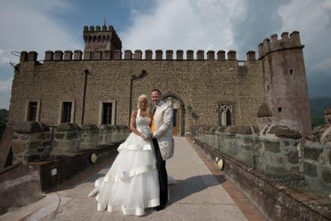 Cecilie og Trond, Bryllup i Roma, 10. juni 2015