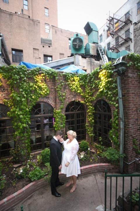 708251a9 Trude og Alexandr, Bryllup i New York, 15. mai 2015