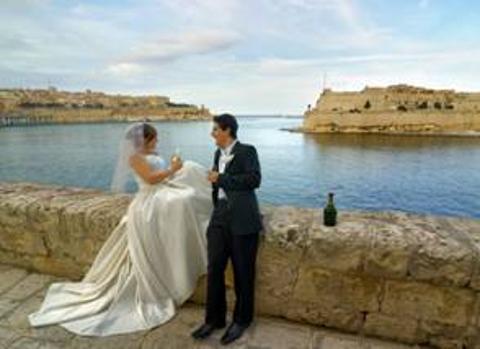 Bryllup på Malta
