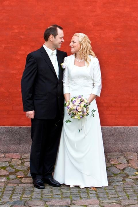 Hilde og Roger, København, 10. oktober 2009