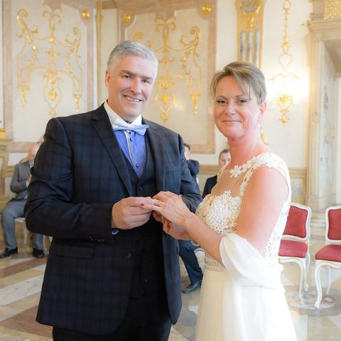 b8d23b1d Merethe og Richard, bryllup i Salzburg 23. mai 2015