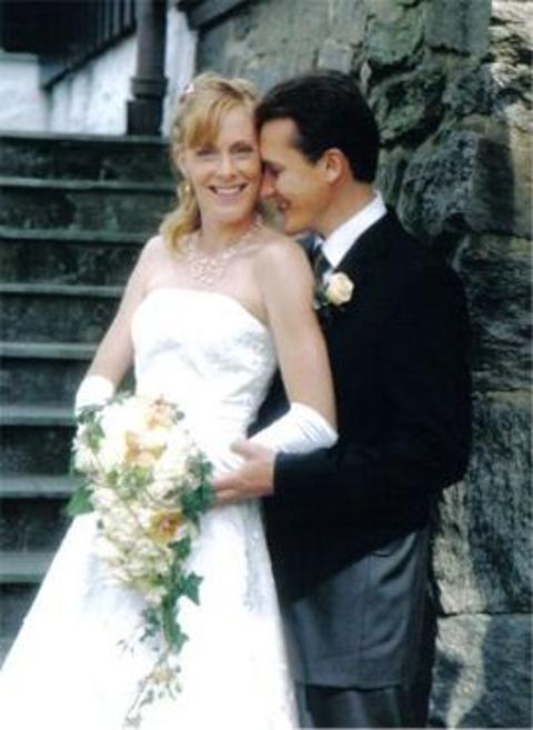 Trine og Steven, Oslo 31. juli 2004