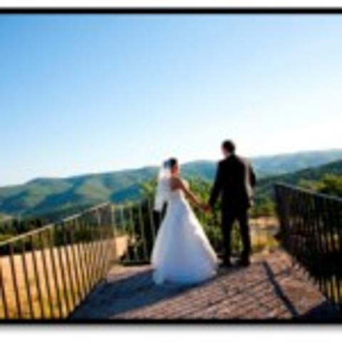Nytt sted for bryllup: Vingård i Chianti