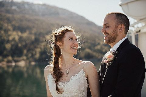 Elizabeth and Nicholas, Wedding in Sogndal, 6th May 2017