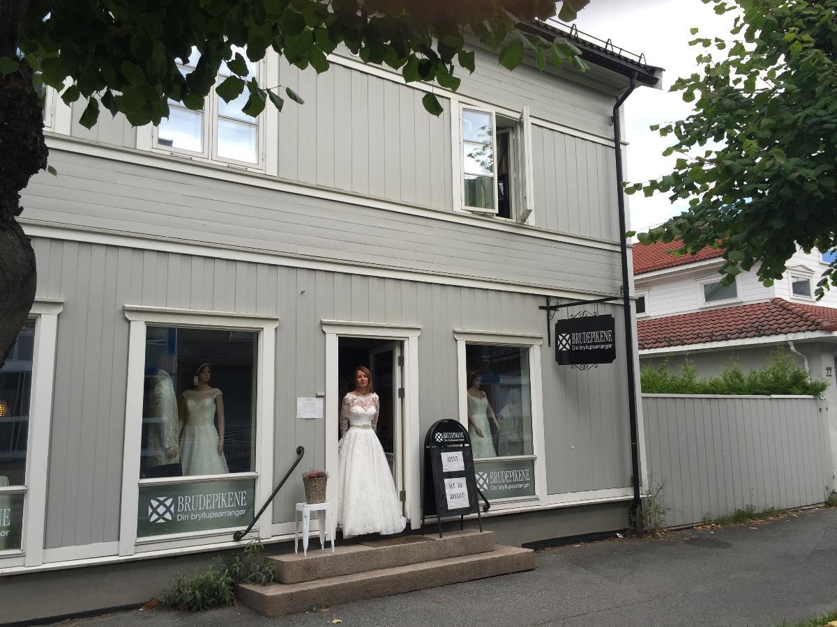 Brudepikenes butikk!