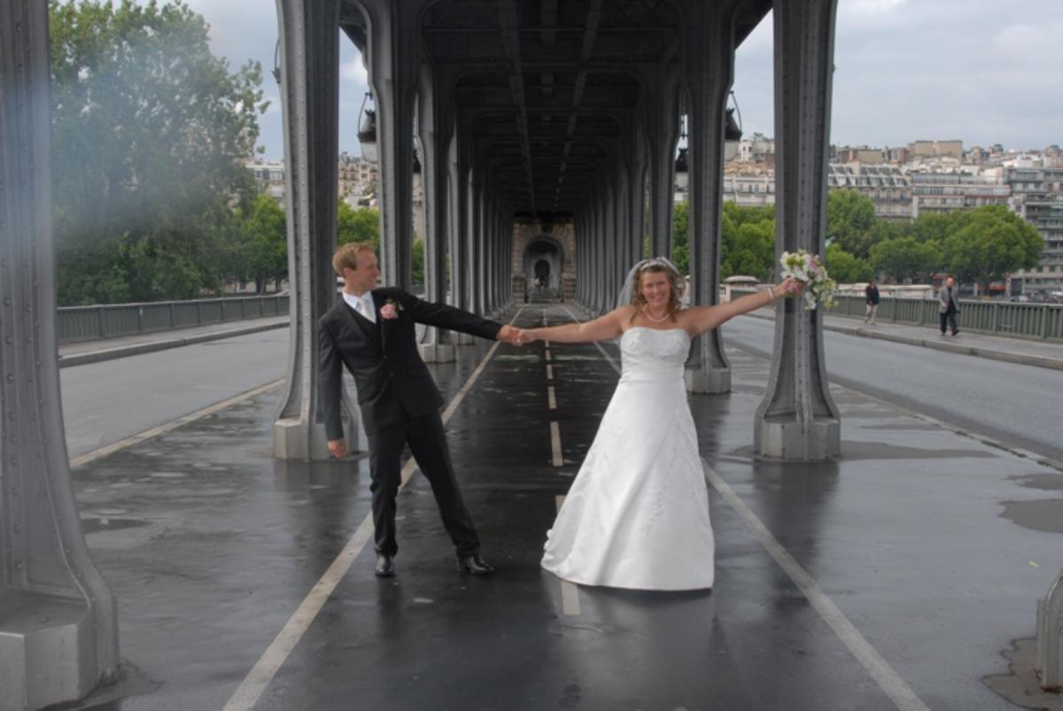May Liss og Joar, Bryllup i Paris, 10. juni 2011
