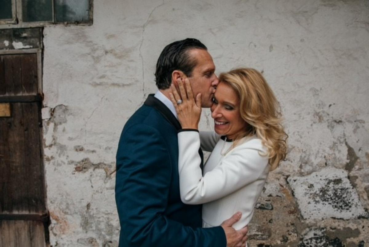 Sylvie and Eric, Bergen, 16th October 2017