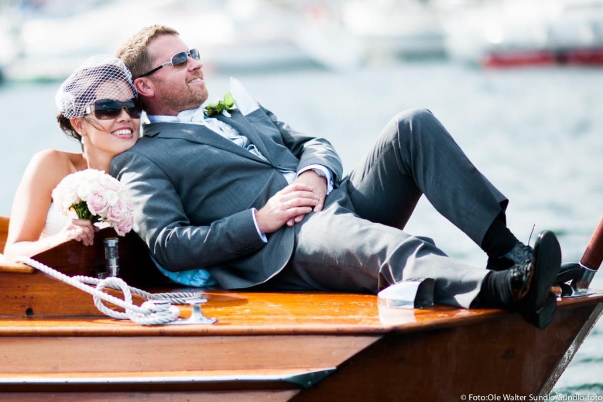 Jasmin og Runar, Bryllup på Brønnøya, 17. august 2013