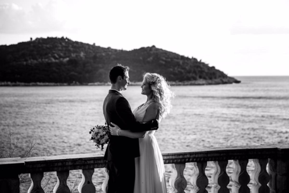 Ingrid og Odd Arne, Dubrovnik, 21. september 2017