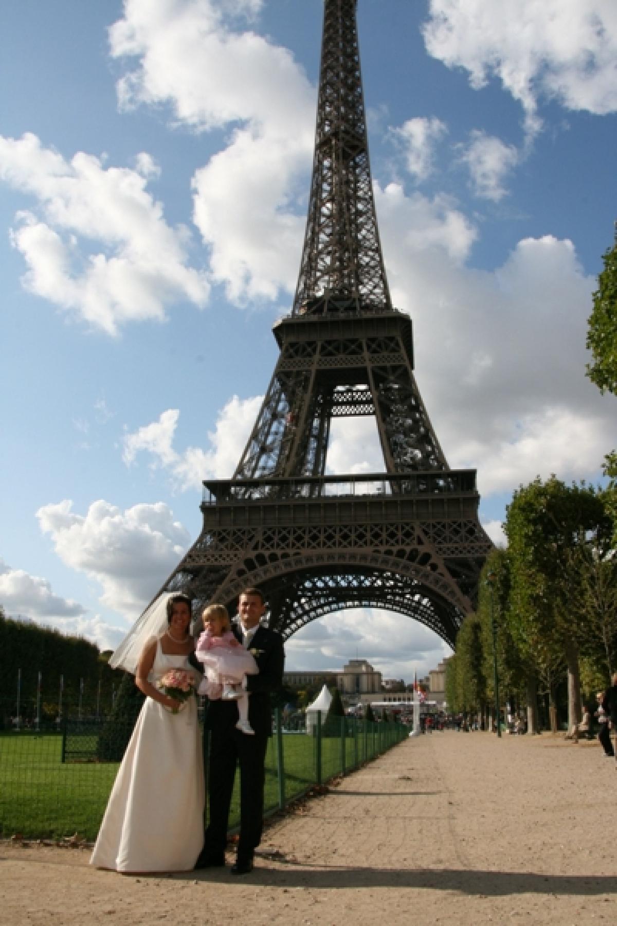 Jane og Oddvar, Paris, 12. september 2008