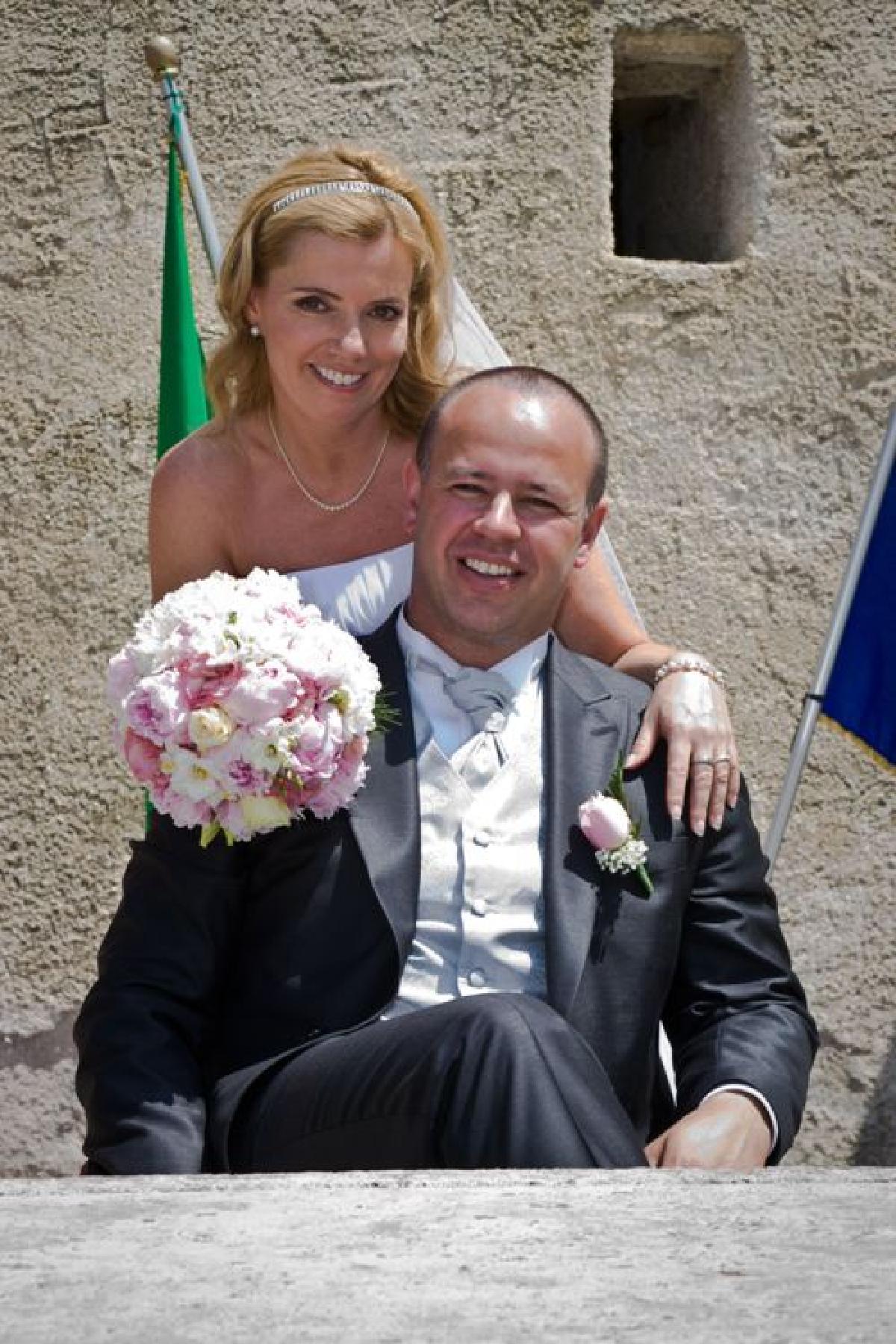 Nina og Robert, St. Marinella, 28. mai 2011