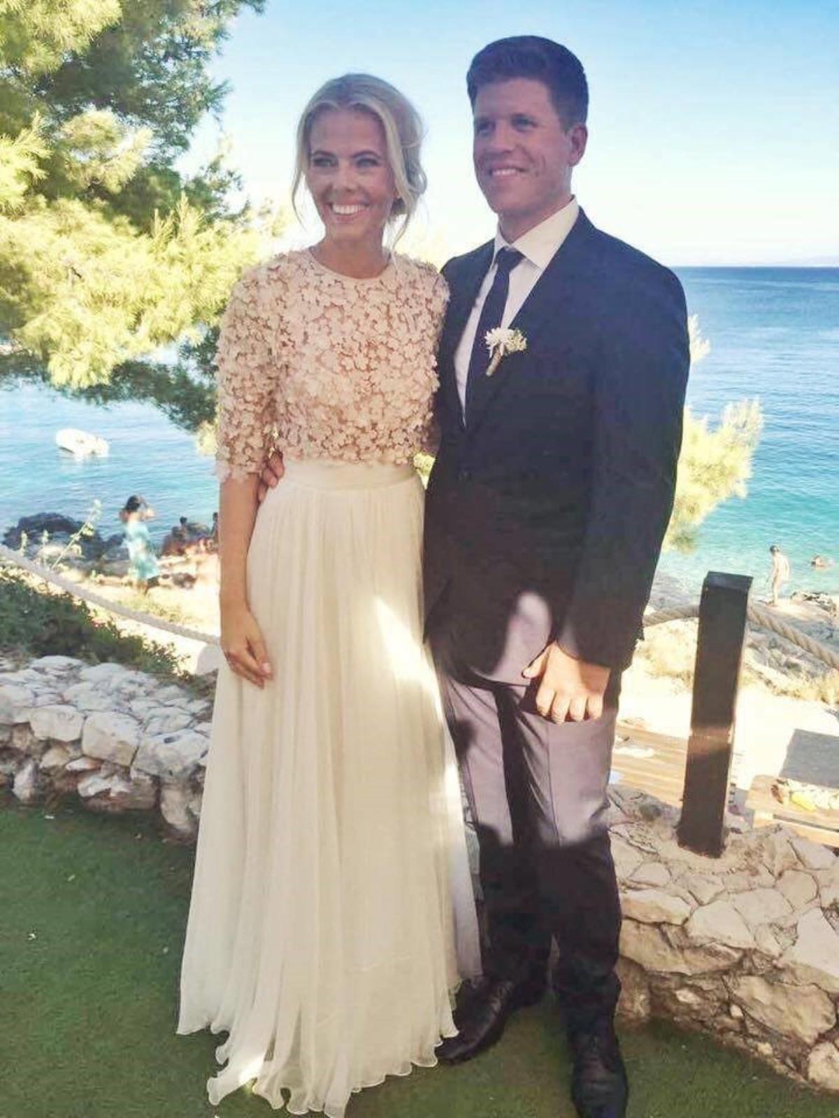 Therese og Espen, Bryllup i Trogir, 20. august 2016