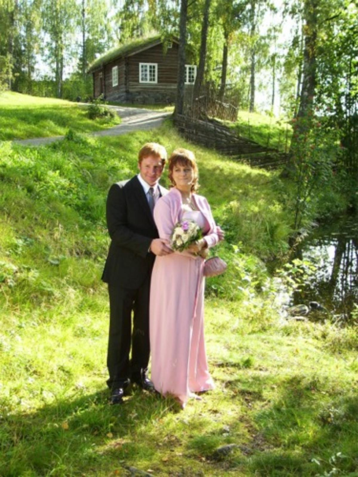 Ingrid and Terry, Lillehammer, 09. september 2006