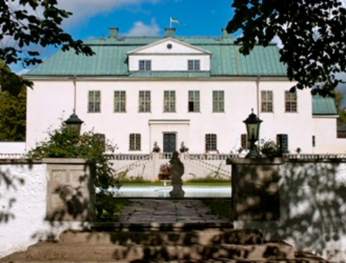Slottsbryllup i Sverige
