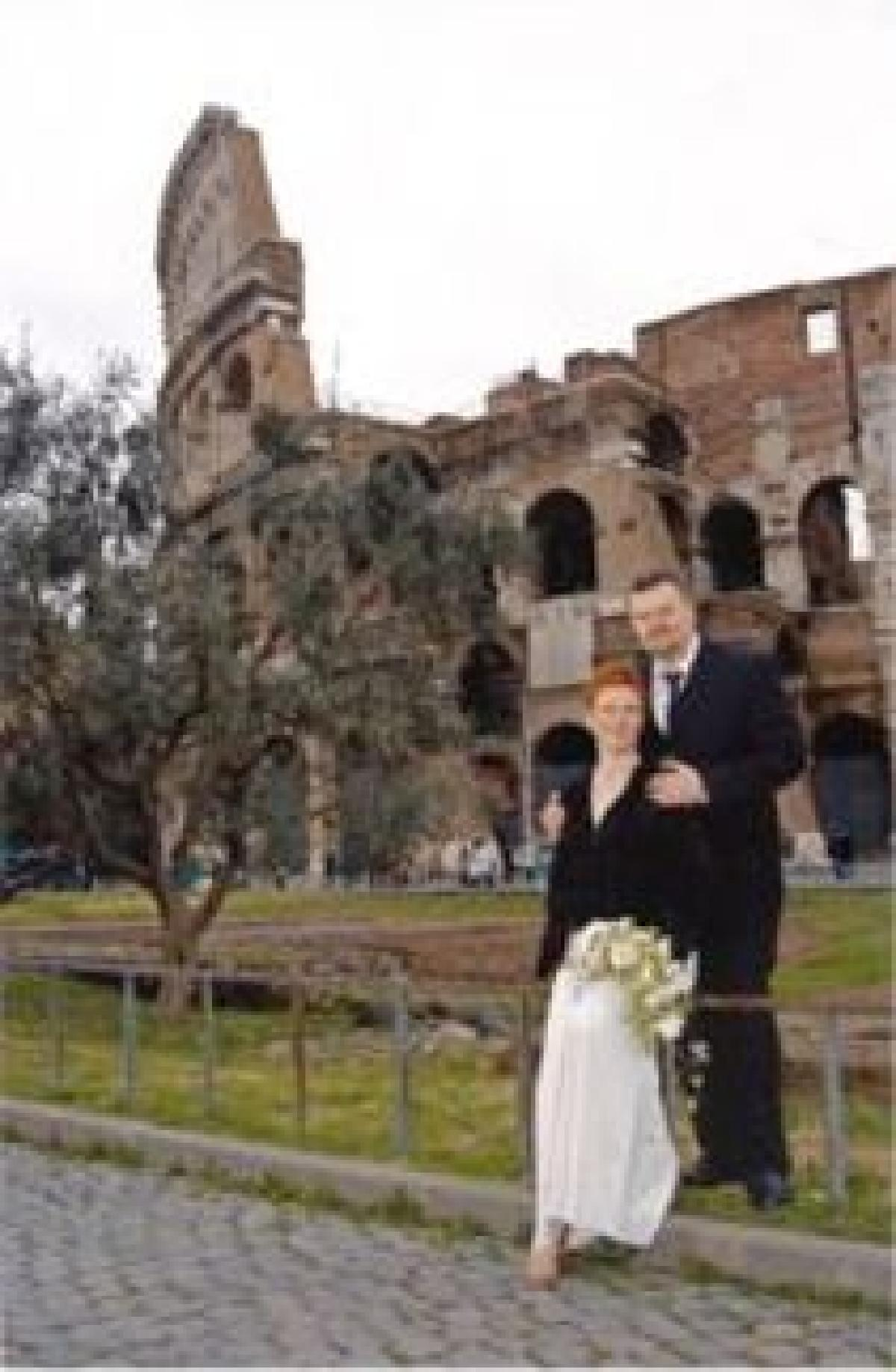Gry Frifeldt, Roma, 25. januar 2004