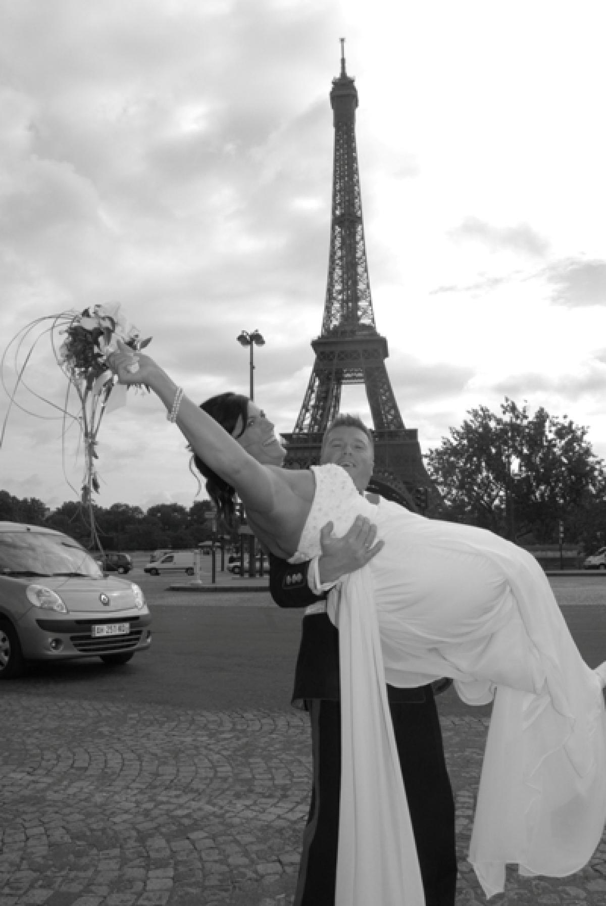 Siv-Merete og Rolf, Paris, 24. september 2010