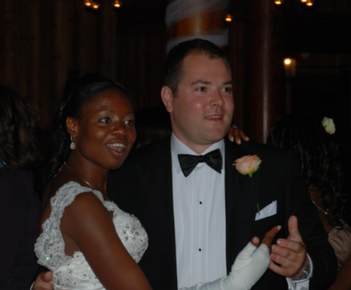 Uzochi and Erik, wedding Oslo 16 august 2008