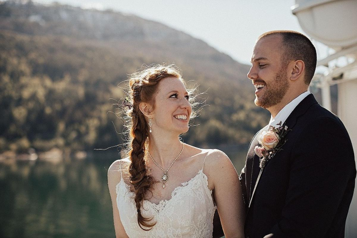 Elizabeth and Nicholas, Wedding in Sogndal, 6th May 2017