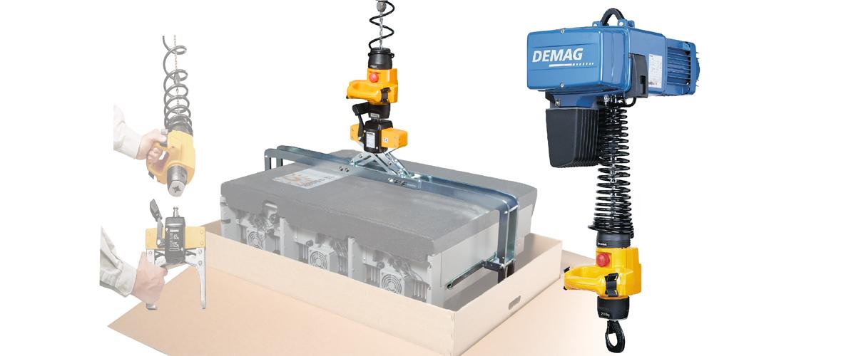 Kjettingtaljer DCM-Pro Manulift