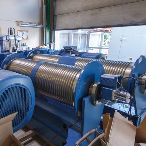 Nyutviklet PLS for Glencore Manganese grabbkran
