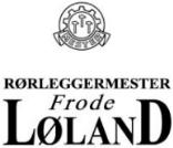 Rørleggermester Frode Løland