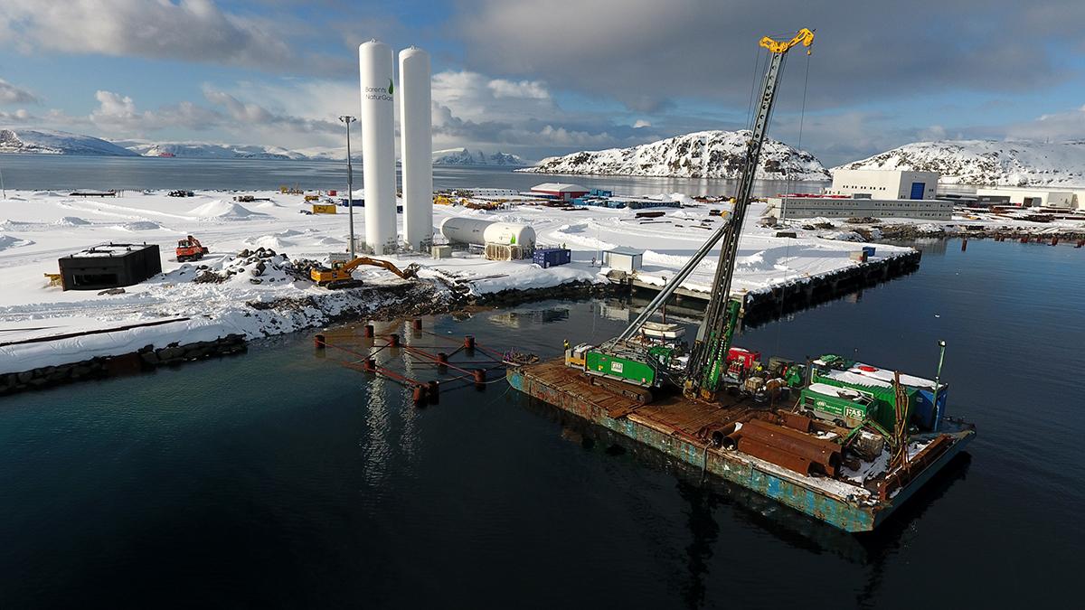 Hammerfest polarbase