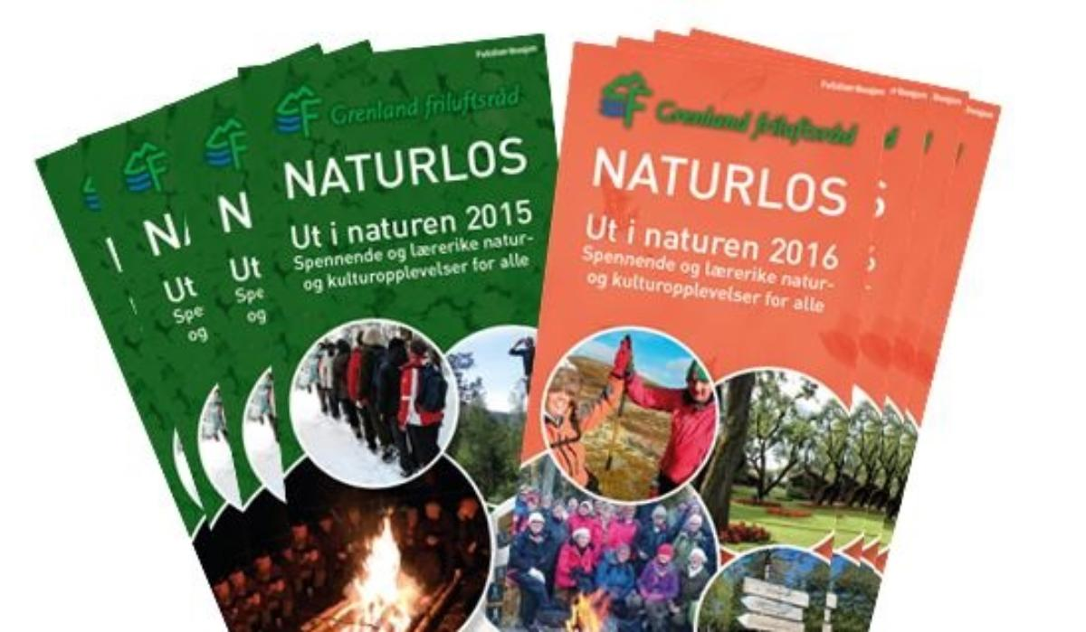 Nå kan du melde inn turer til Naturlos 2018 - headerbilde