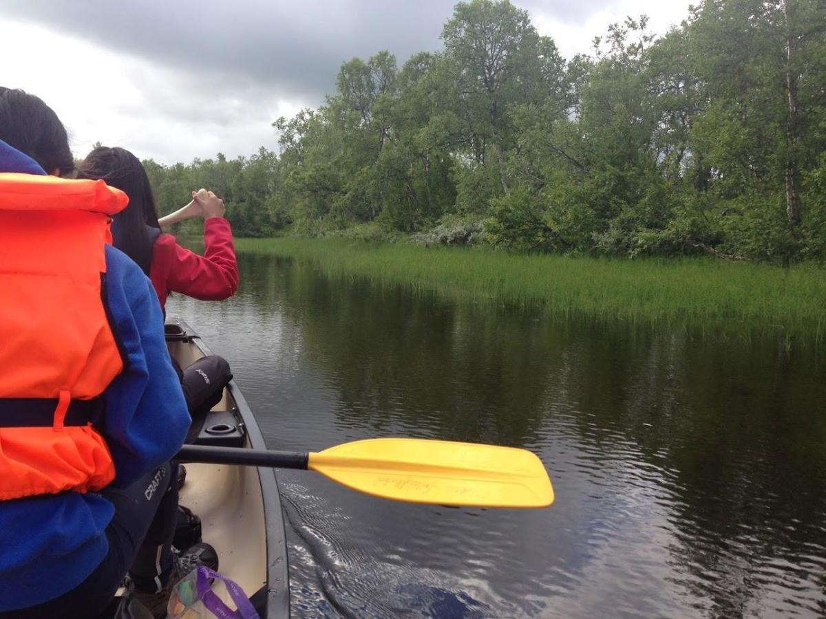 Friluftscamp for ungdom - Vassdalen, 30. aug. - 1. sept. 201 - headerbilde