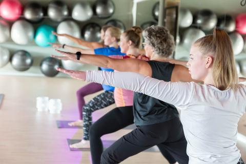 Yoga fordypning