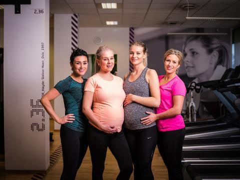 Gravidtreningskurs