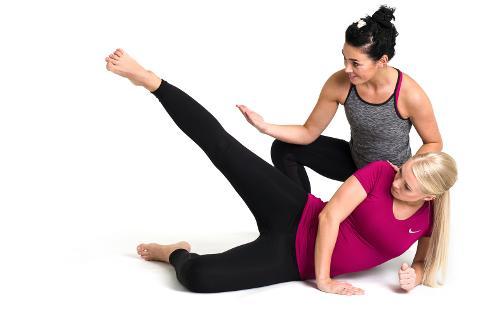 Syv styrkeøvelser alle gravide burde gjøre