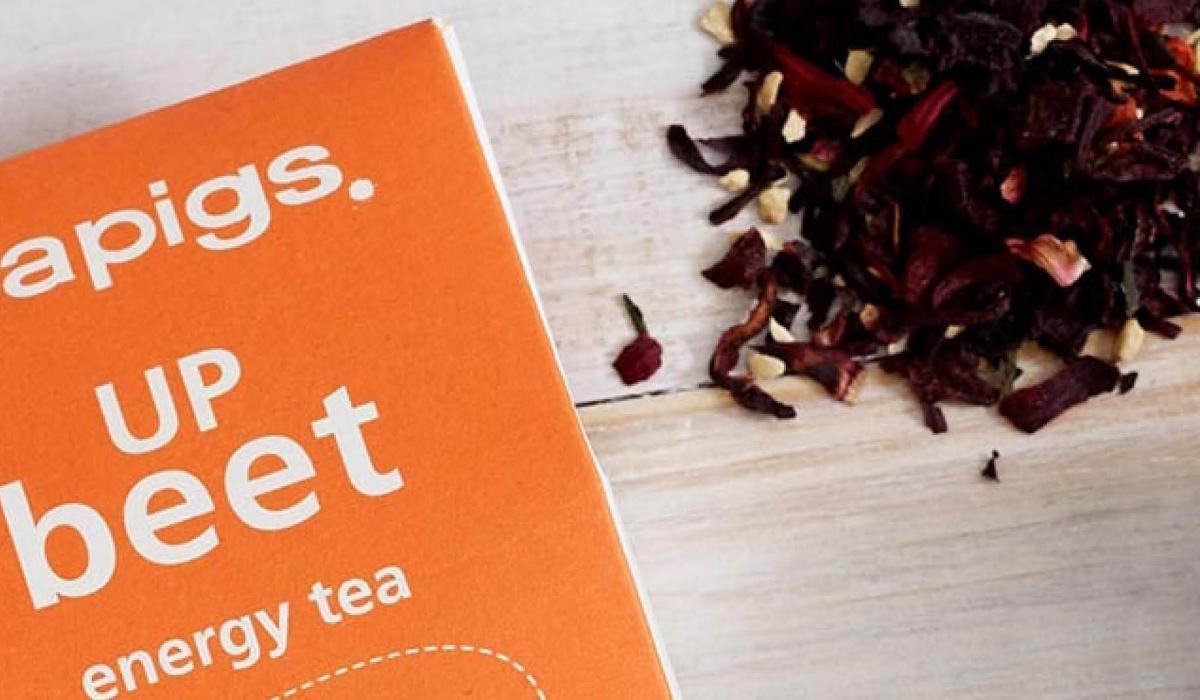 Up-Beet med Teapigs