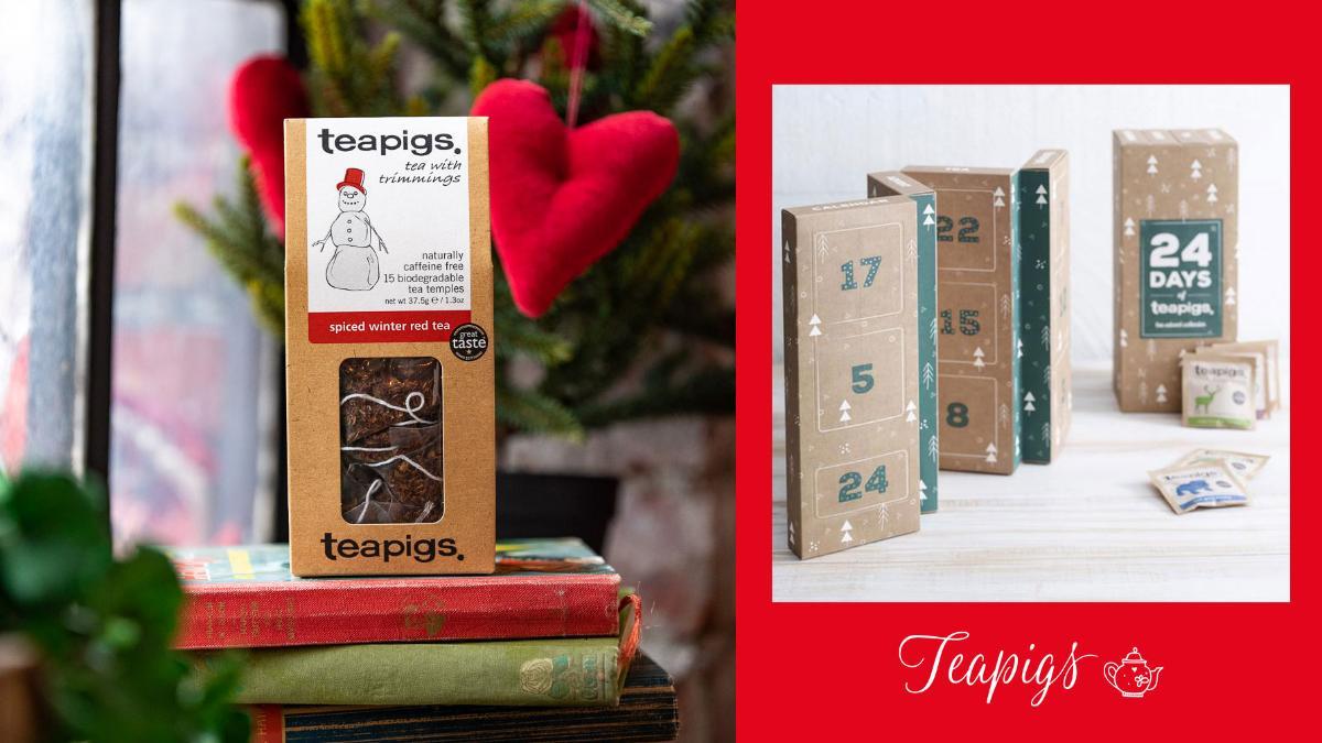 Julete fra Teapigs