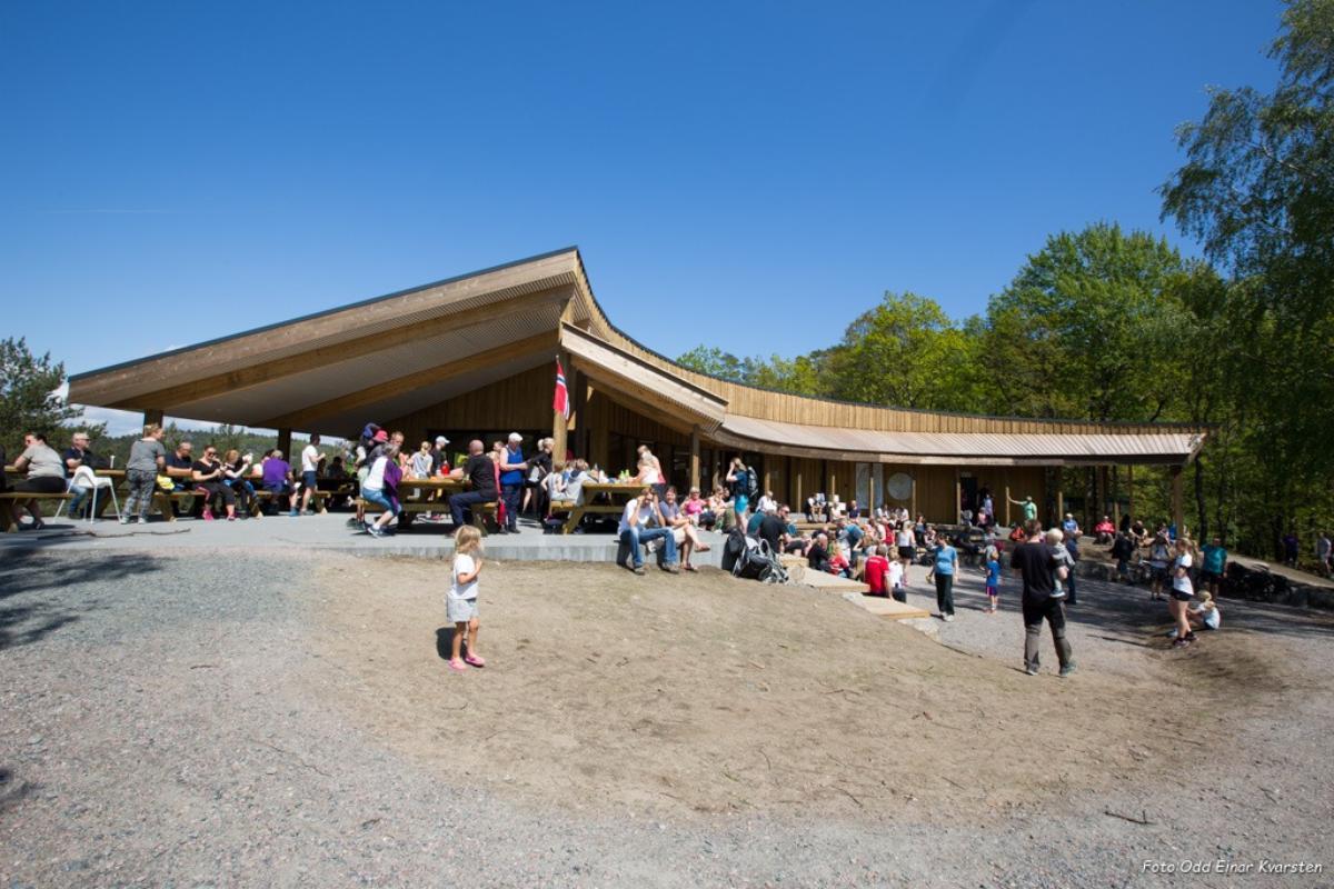 Vaffelbua i Jegersberg - headerbilde