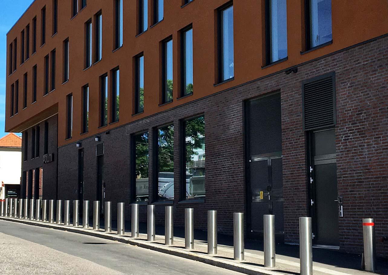 Sør-Øst politidistrikts nye hovedsete i Tønsberg