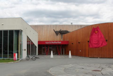 Oppdal Kulturhus