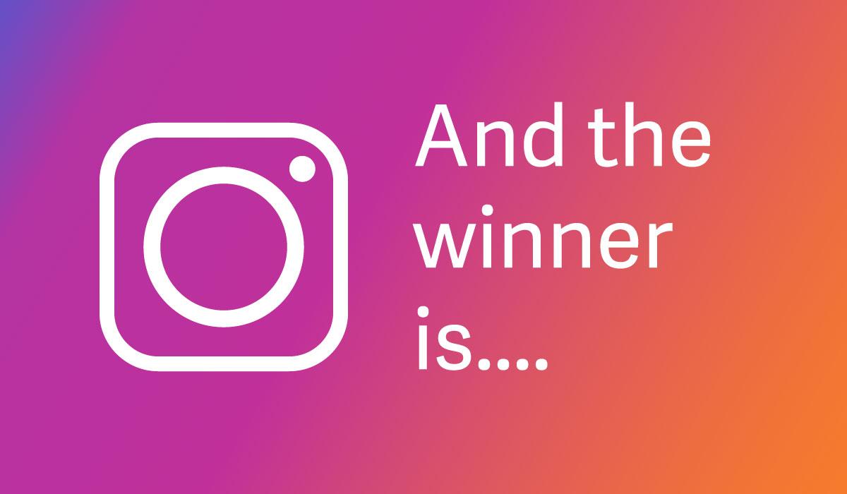 Konkurranseregler på Instagram