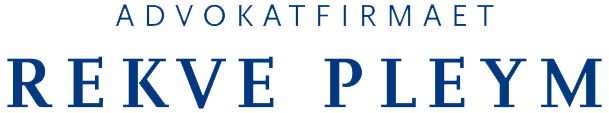 Advokatfirmaet Rekve Pleym logo
