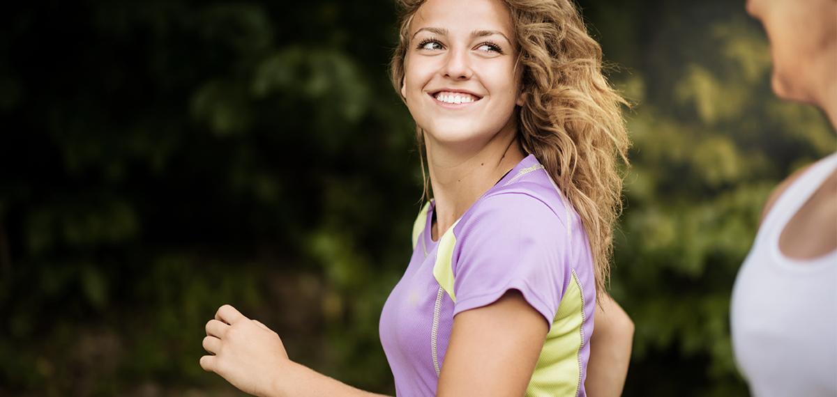 Med helseforsikring kommer du raskere tilbake til aktiv fritid