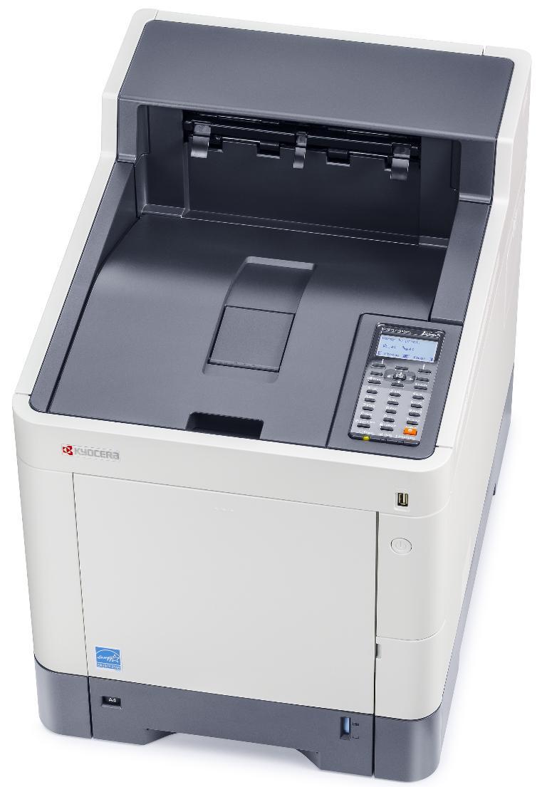 ECOSYS P6035cdn / P7040cdn fargeprinter fra kyocera