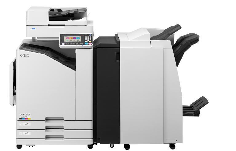 Riso ComColor FW5000 - fargeprinter