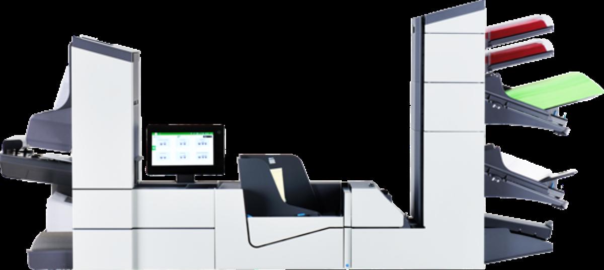 FPi 6700 serien konvolutteringsmaskin med display