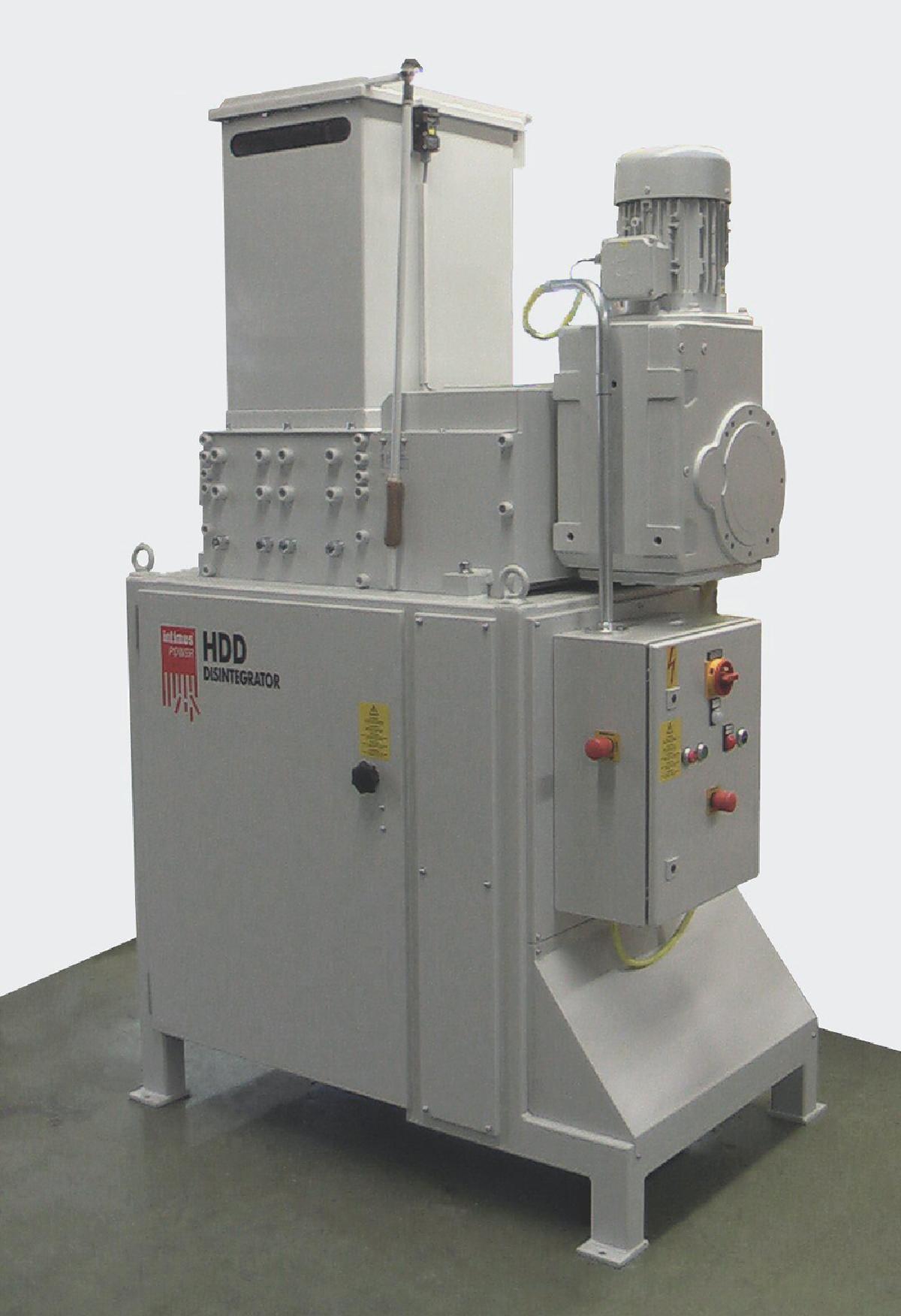 Intimus HDD Granulator - Makuleringsmaskiner - Multimedia