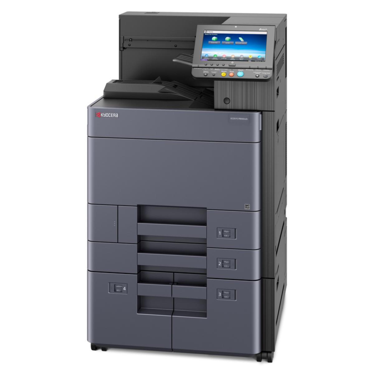 Ecosys P8060cdn fargeprinter og kopimaskin