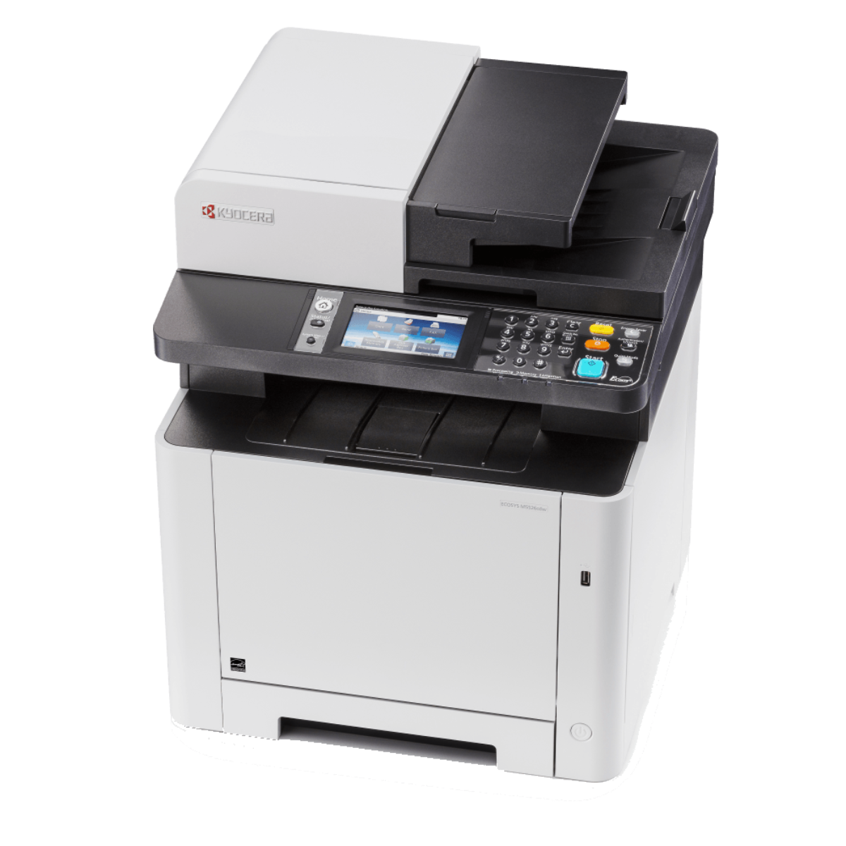 Kyocera Ecosys M5526cdw - printer og kopimaskin